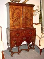10. Антикварный Кабинет. 19 век. 103x56x182 см. Цена 3500 евро