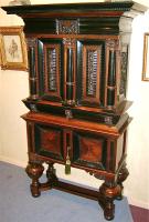 11. Антикварный Кабинет. 17 век.