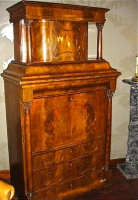 113. Антикварный Секретер. 19 век.