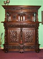 12. Антикварный Кабинет. 17 век.