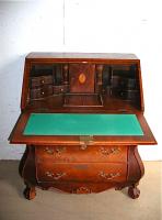 123. Антикварный Секретер Голландия. 19 век.