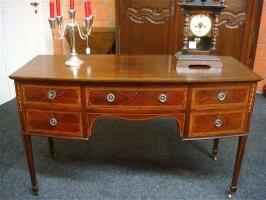 58. Антикварное Письменное бюро. Около 1880 г. 133x58x80 см. Цена 3000 евро