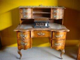 59. Антикварный Письменный кабинет. 19 век. 120x68x123 см.