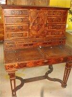 62. Антикварный Письменный кабинет. 18 век. 122x86x150 см.