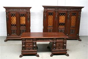 9. Антикварный Кабинет. 19 век. Цена 15000 евро