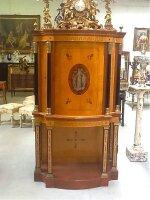 Антикварный Кабинет. 19 век. 108x50x180 см