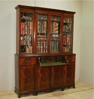 15. Антикарный Книжный шкаф. 1880 год. Цена 8000 евро 151x40x204 см.