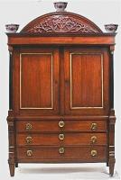 29. Антикарный Шкаф. 1880 год.