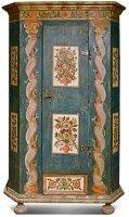 31. Антикарный Шкаф платяной. Прованс. 19 век. 178x108x44 см. Цена 5500 евро.