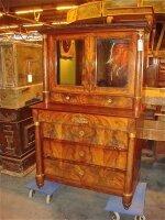 4. Антикарный Буфет. 19 век. 105x57x164 см.