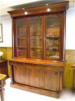 61. Книжный шкаф. Около 1800 г.