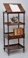 Антикварная этажерка. 1875 г. Англия. 1450 евро