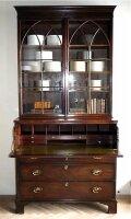 Книжный шкаф 1800 г. 233x113x56 см Цена 8000 евро