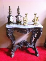 16. Антикварный Консольный столик. 1820 год.