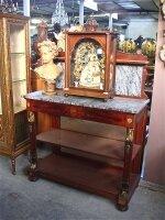18. Антикварный Консольный столик. Ампир. 19 век.