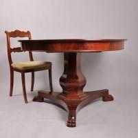33. Антикварный Раскладной стол. 1830 год. 114х310 см. Цена 5800 евро.