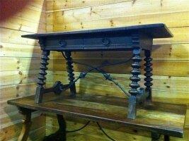 42. Антикварный Стол. Около 1850 года.