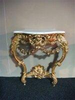 Антикварная Консоль. 19 век. 80x43x91 см. Цена 3500 евро