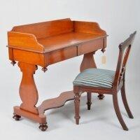 Антикварный Консольный стол. 1880г. 106x50 см. Цена 950 евро