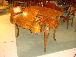 Антикварный Раскладной стол. Около 1850 г. 100x68x77 см. Цена 6300 евро
