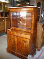 11. Антикварная Витрина. 1850 год.
