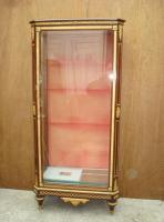 Антикварная Витрина. Около 1880 г. 142x64x34 см. Цена 12000 евро