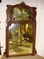21. Антикварное Зеркало. 19 век.