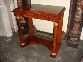 3. Антикварный Столик к зеркалу. 1840 год. №1