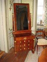 5. Антикварное Зеркало. Ампир. 1820 год.