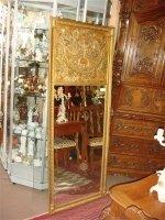 Антикварное зеркало. Ампир. Около 1830 г. 68x176 см. Цена 3500 евро
